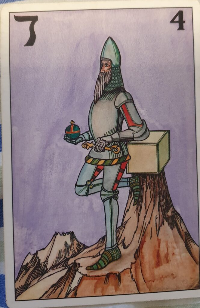 cartomanzia imperatore, tarocchi imperatore
